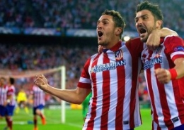 Футбол. Примера. Club Atletico de Madrid – Getafe CF